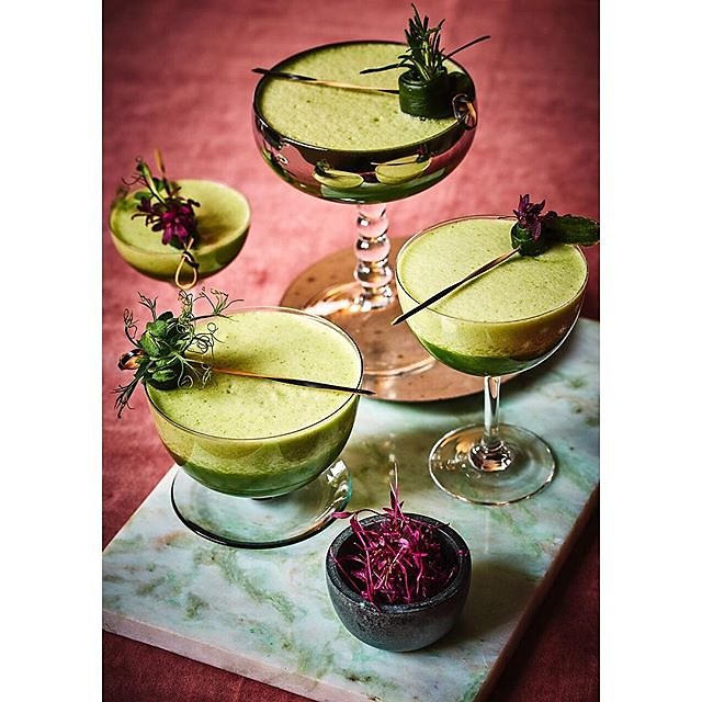 Love & Pea's ~ Featured in yesterday's @stella_telegraph an extract from @redemptionbar by Andrea Waters & Catherine Salway new & super inspiring book out on Thursday #nonalcoholic #nonalcoholiccocktail #healthy #delicious #newwork work Published by @kyle